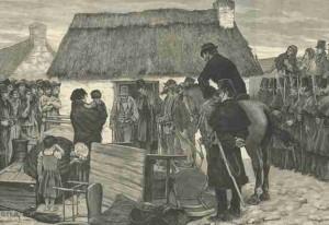 Famine Eviction